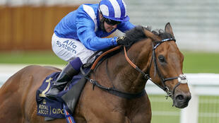 Battaash produced another stunning performance under Crowley to smash his own track record in winning the King George Stakes for a fourth successive year