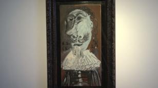 """La obra """"Busto de Mosquetero"""" de Pablo Picasso fue adquirida por 25.000 personas que pagaron 2 millónes de dólares entre todos."""