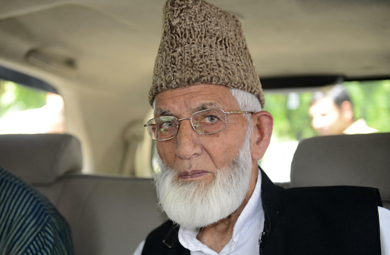 Geelani Kashmir