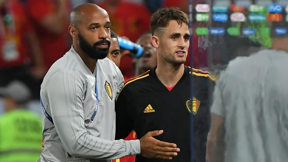 World Cup 2020 Belgium Vs Japan.World Cup France Say Thierry Henry In Wrong Camp Ahead Of