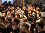 Manifestations à HongKong: les expatriés français font preuve de prudence