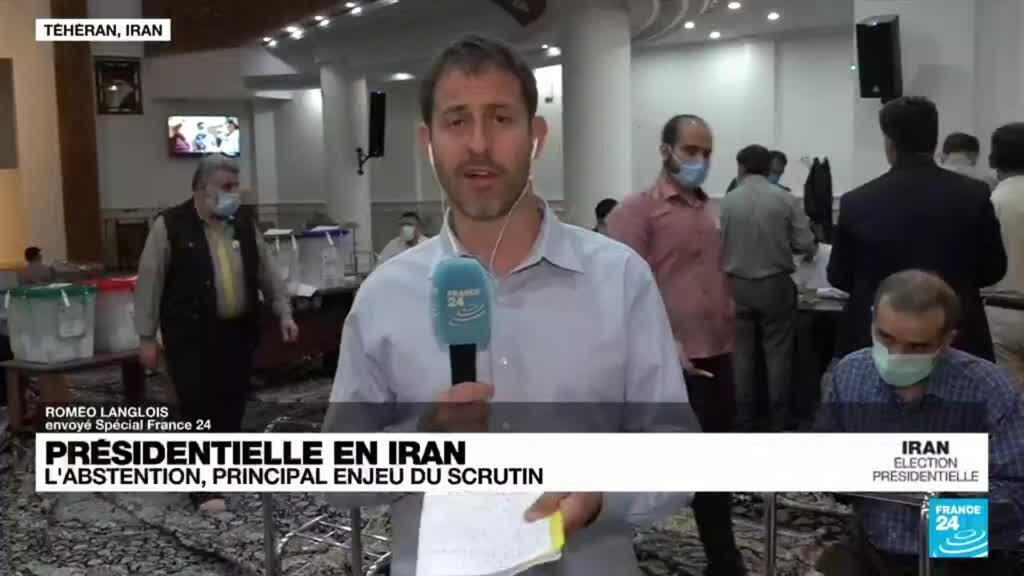 2021-06-18 18:08 Présidentielle en Iran : vers un fort taux d'abstention ?