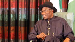 Le président du Nigeria, Goodluck Jonathan, a affirmé vendredi 20 mars 2015 que le Nigeria était en mesure de reprendre les territoires contrôlés par Boko Haram d'ici un mois.