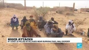 2021-03-22 10:05 Gunmen kill at least 22 in latest Niger attack