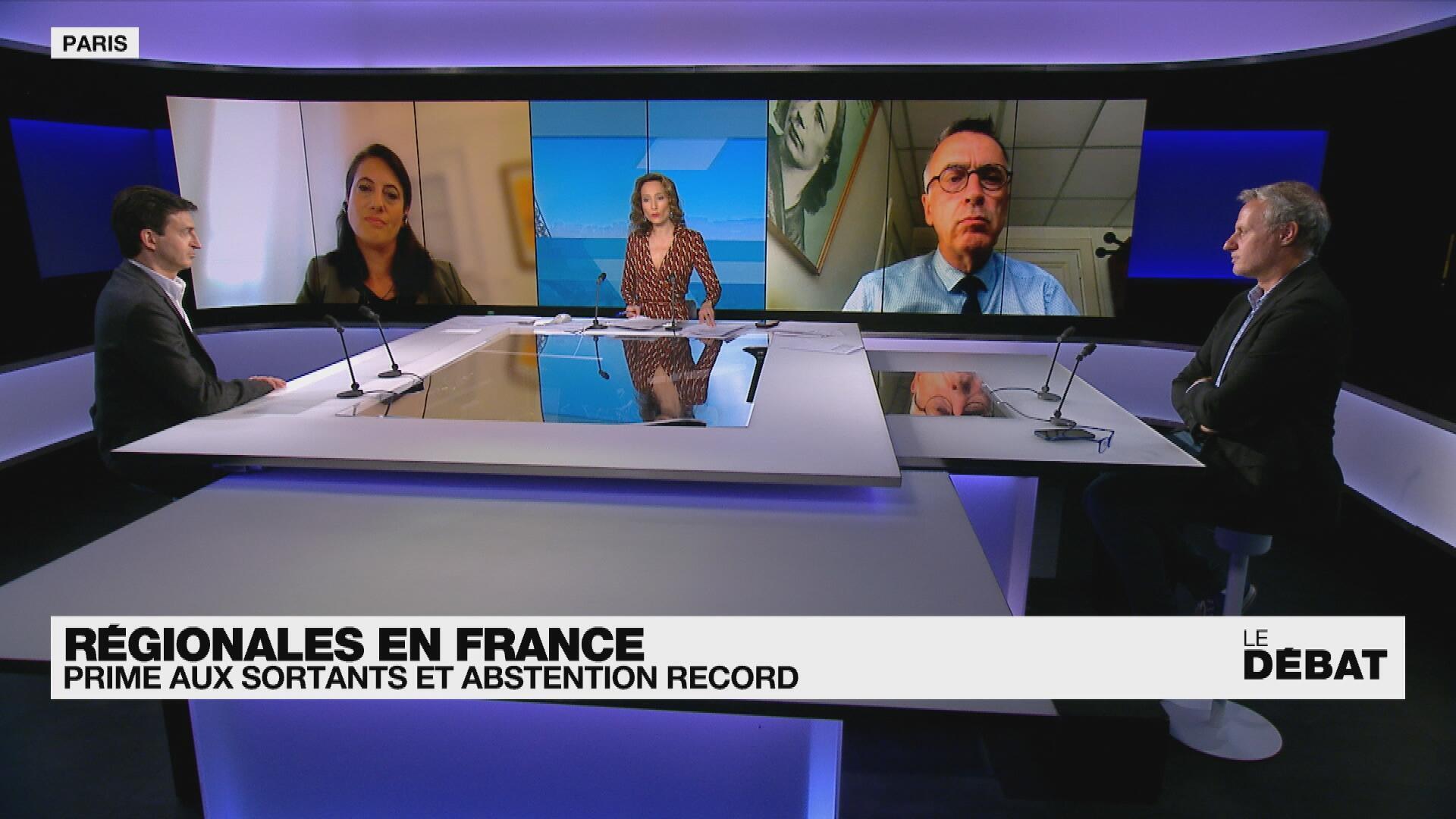 Le Débat de France 24 - lundi 28 juin 2021