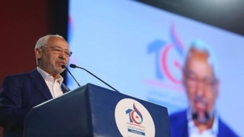 أحزاب تونسية تباشر إجراءات لسحب الثقة من رئيس البرلمان راشد الغنوشي