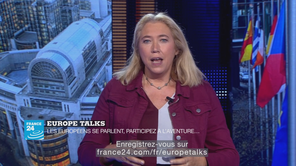 Europe Talks : venez partager votre vision de l'Europe !