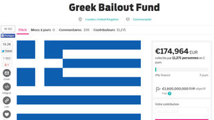 À 17 heures, mardi 30 juin 2015, la campagne de financement participatif avait recolté 175 000 euros de promesses de dons.