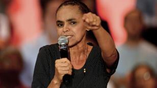 Marina Silva, la nouvelle candidate du PSB pour la présidentielle au Brésil