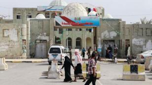 Imagen de Hodeida, ciudad portuaria del Mar Rojo, en Yemen, el 13 de febrero de 2019.