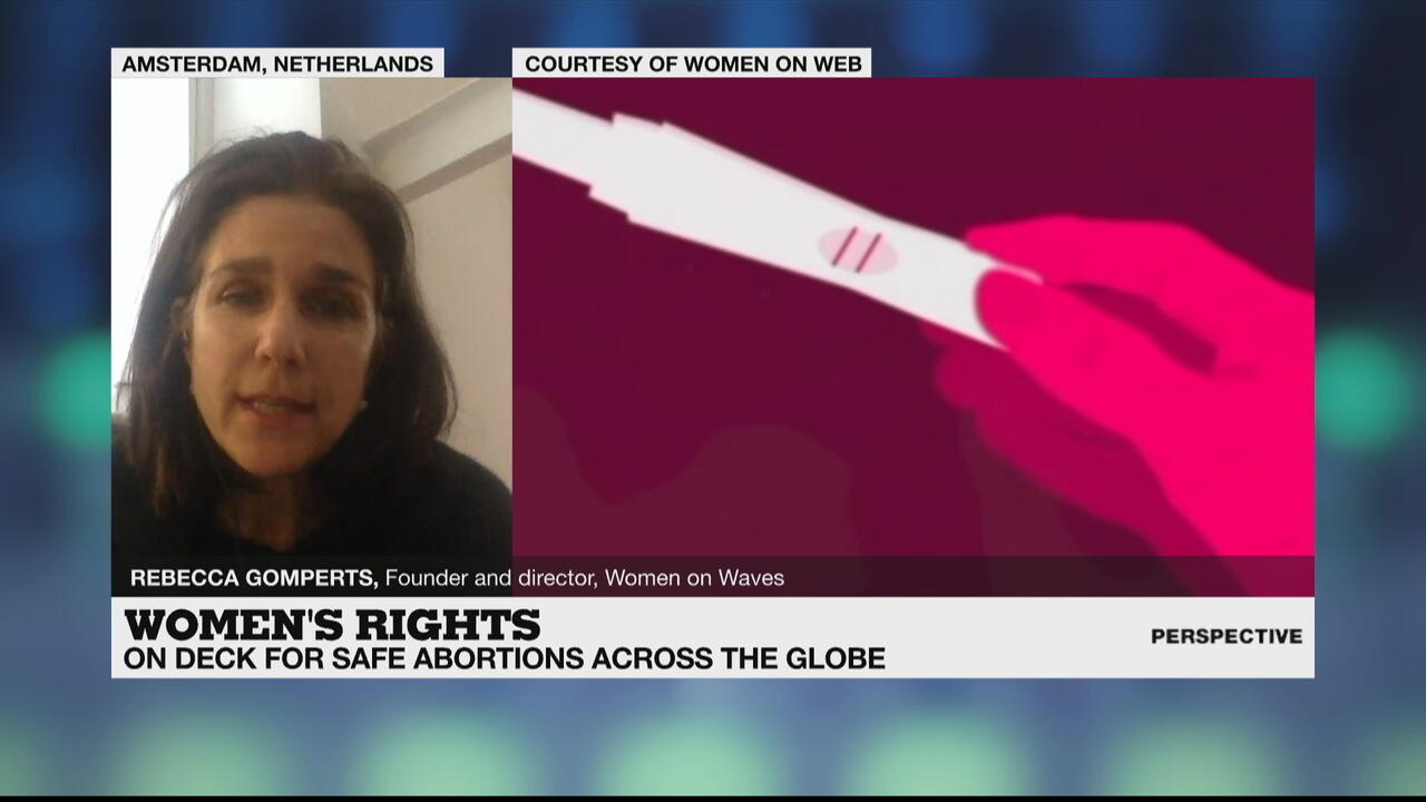 Perspective - The doctor helping provide safe access to abortions around the world