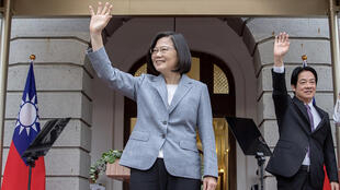 Beijing has cut off official contact with Taiwan under Tsai Ing-wen, who refuses to acknowledge that the island is part of 'one China'
