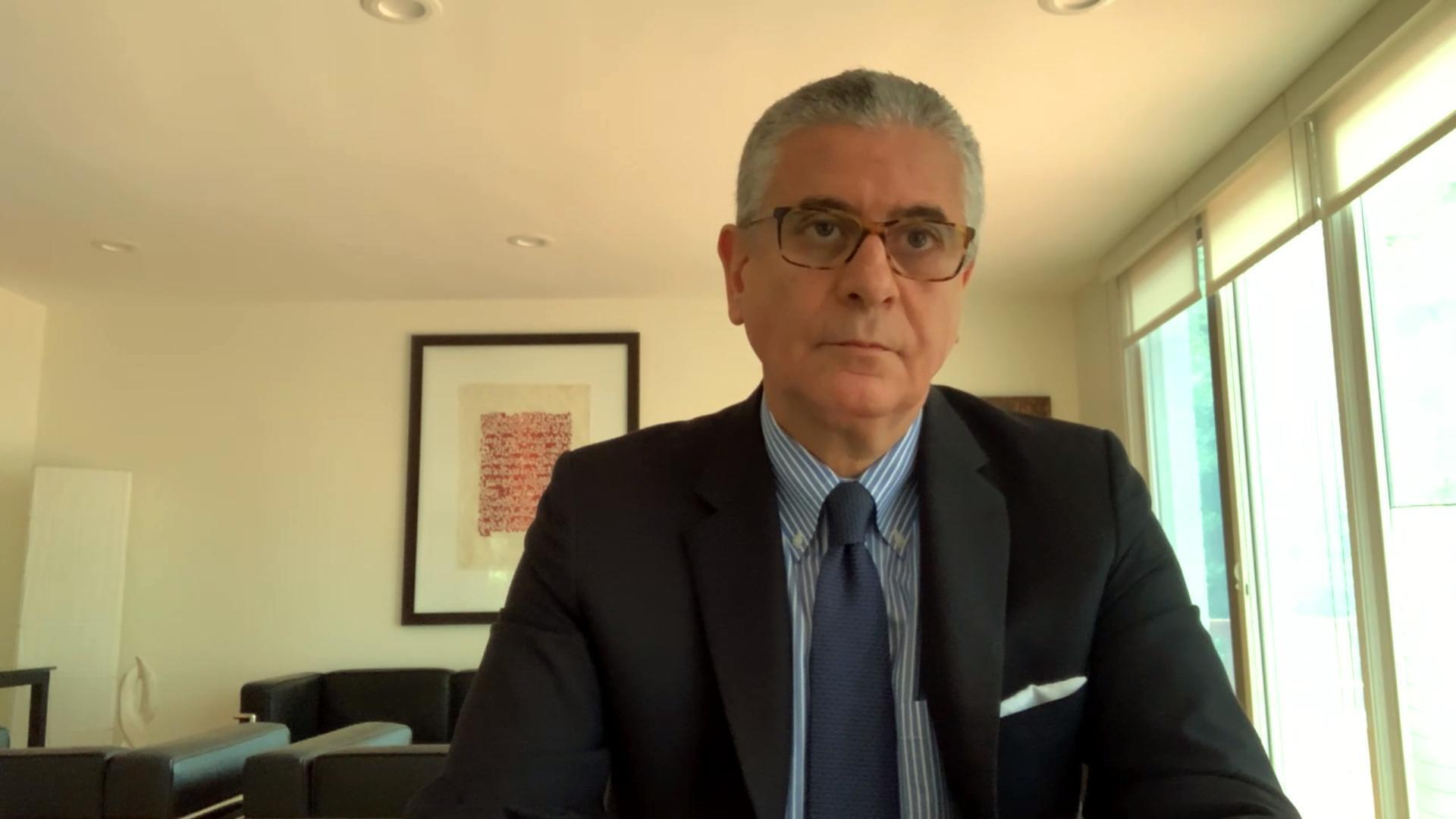 Ferid Belhaj, vice-président de la Banque mondiale pour la région Moyen-Orient et Afrique du Nord.