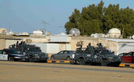 دورية للشرطة الكويتية