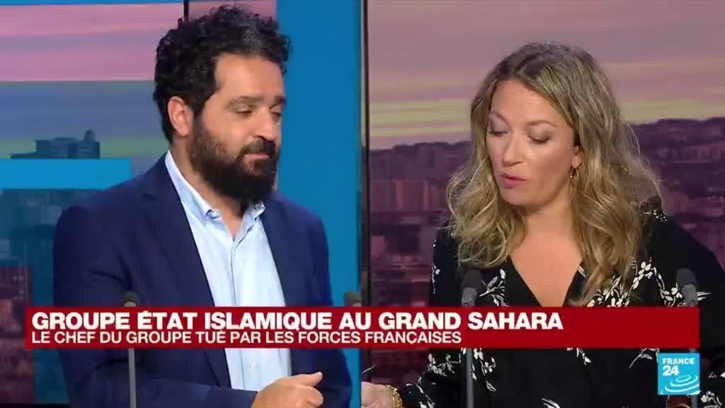 2021-09-16 09:32 Les forces françaises ont tué Abou Walid Al-Sahraoui, chef de l'EI au Grand Sahara