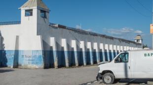 Haiti's Croix-des-Bouquets prison from where 400 inmates escaped