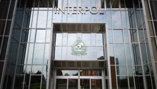 مقر الإنتربول في مدينة ليون الفرنسية. 6 مايو/أيار 2010.