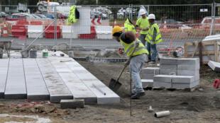 Le secteur de la construction est le premier à avoir recours aux travailleurs détachés en Europe.