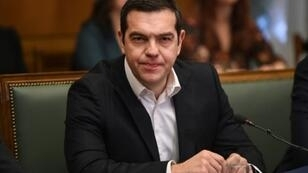 Greece's parliament will revise several articles in the country's constitution, aimed at fighting corruption, which political rivals say is a ploy by Prime Minister Alexis Tsipras (pictured January 2019) to woo left-wing voters