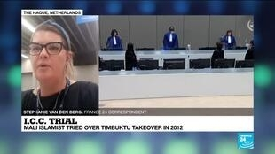 2020-07-14 16:11 ICC tries Mali islamist militant over Timbuktu takeover and destruction of shrines in 2012