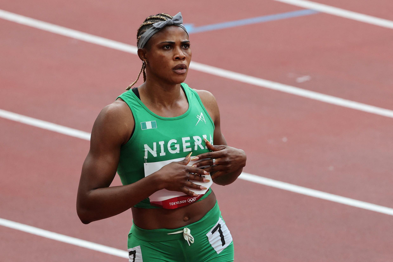 nigeria Blessing Okagbare dopage jo tokyo