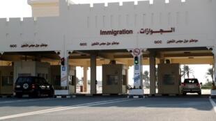 qatar-saudi border