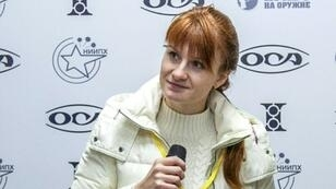 """Maria Butina """"wants to import US libertarianism... and especially its relationship with arms, to Russia,"""" a Russian-American friend said in Moscow"""