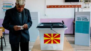 Les Macédoniens étaient appelés aux urnes pour un référendum sur le changement de nom de leur pays, le 30 septembre 2018.