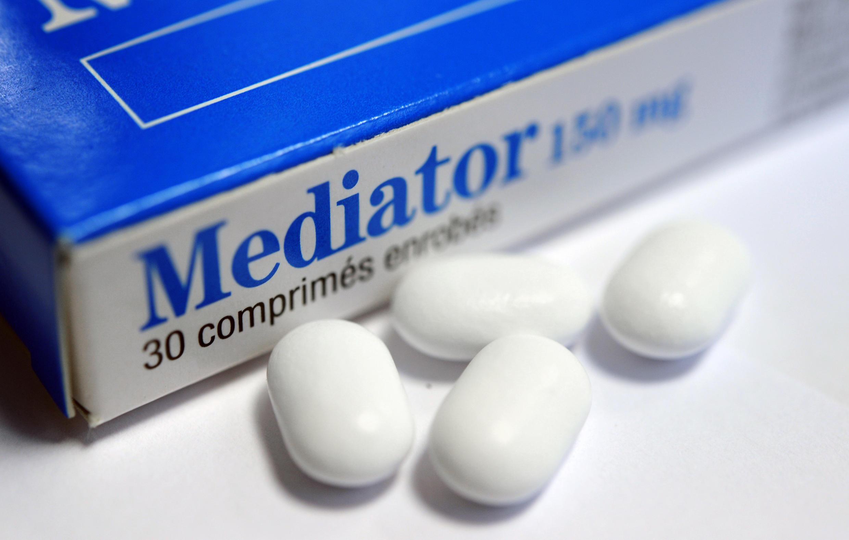 Servier Mediator France trial