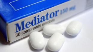 La fiscalia francesa acusó a los laboratorios Servier de estar al tanto, por años, de los riesgos para la salud que accarreba el uso del Mediator