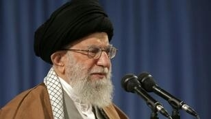 "Iran's supreme leader Ayatollah Ali Khamenei says ""there is not going to be any war"" with the United States"