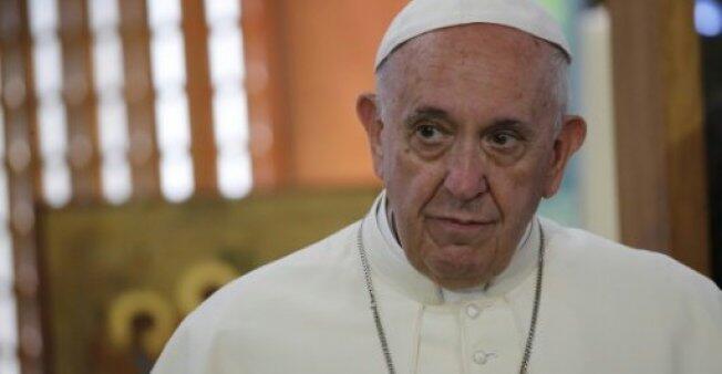 البابا فرنسيس رأس الكنيسة الكاثوليكية