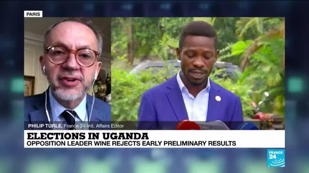 2021-01-15 13:32 Uganda's Museveni takes early election lead as rival alleges fraud