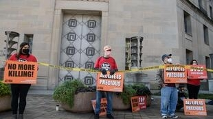 DEATH PENALTY PROTESTS