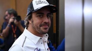 Fernando Alonso last won the Formula One world title in 2006