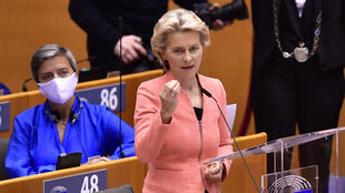 In her first State of the European Union address. European Commission President Ursula von der Leyen pledged a green recovery from the coronavirus crisis