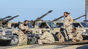 القوات الموالية لحكومة الوحدة الوطنية الليبية المدعومة من الأمم المتحدة تصل إلى طرابلس - 6 أبريل/نيسان 2019