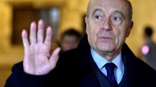 Alain Juppé à Bordeaux le 1er février 2017.