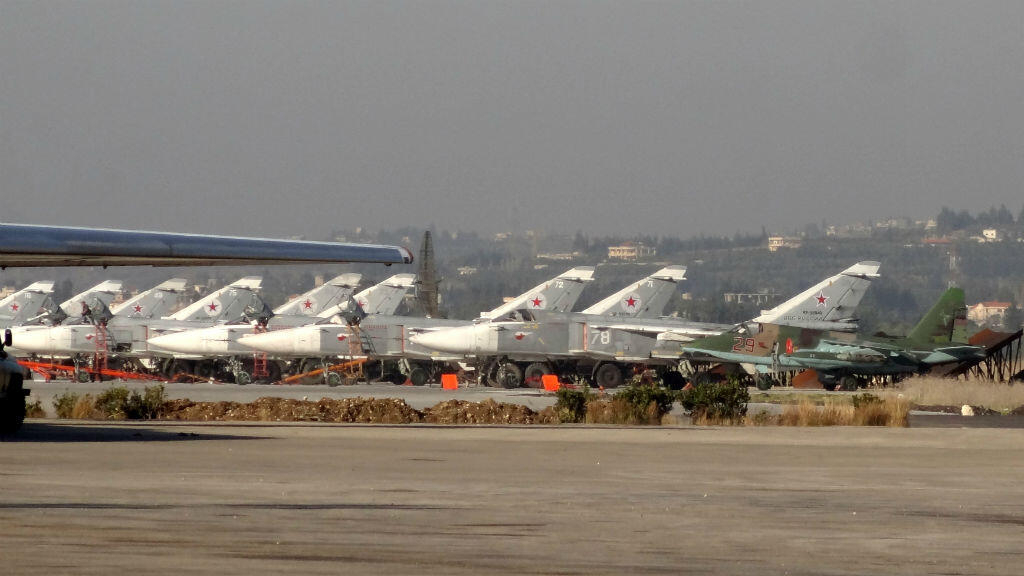 Russia sends fighter jets to Libya to support mercenaries