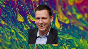 Peter Thiel au pays des merveilles.