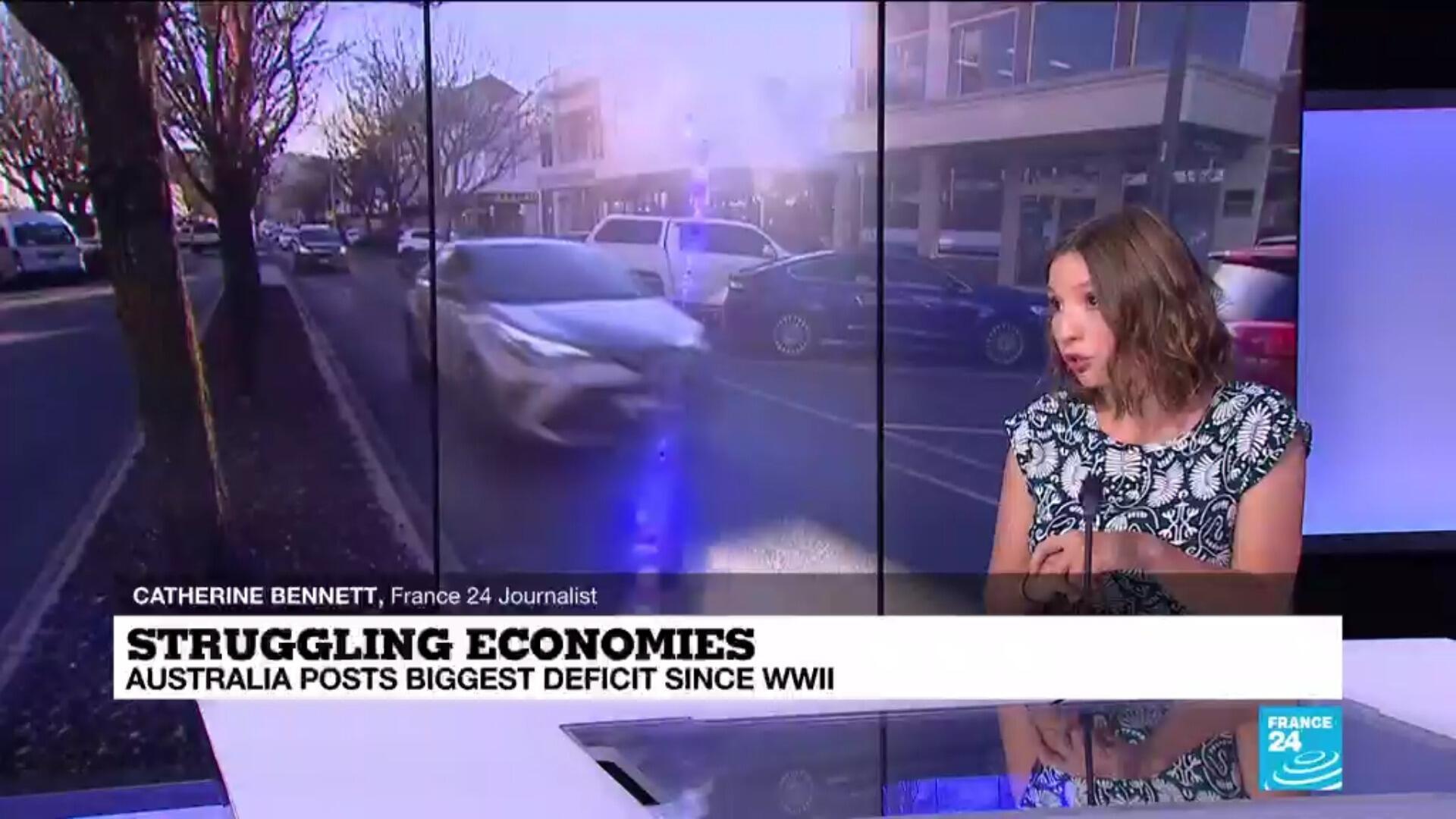 Struggling economies