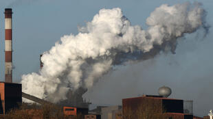 L'usine ArcelorMittal de Fos-sur-Mer en mars 2017.