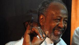 Le président de Djibouti, Ismaël Omar Guelleh