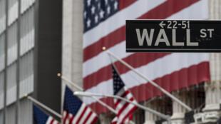 Le 20 avril 2020 à Wall Street