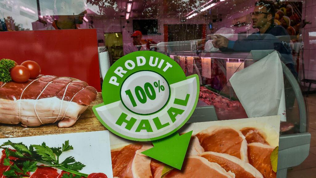 Dans le monde, le marché halal génère 1 300 milliards de dollars par an, soit 1 214 milliards d'euros.