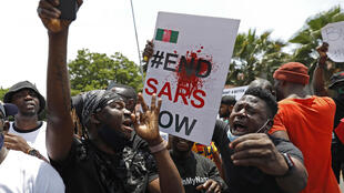 Nigeria endsars manifestations
