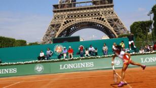 Voici tous les résultats de cette première journée à Roland-Garros