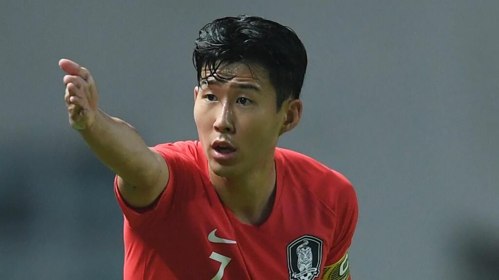 El delantero surcoreano jugará con su selección la final de los Juegos Asiáticos contra Japón.