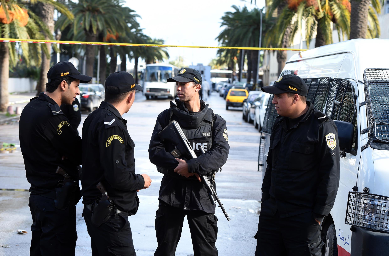 - قوات الجيش التونسي