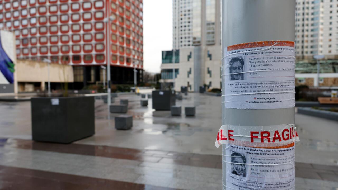 French police arrest nine over 15-year-old boy's brutal gang beating in Paris